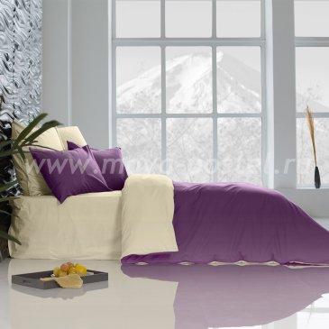 Постельное белье Perfection: Ультрафиолетовый + Ветка Ванили (2 спальное) в интернет-магазине Моя постель