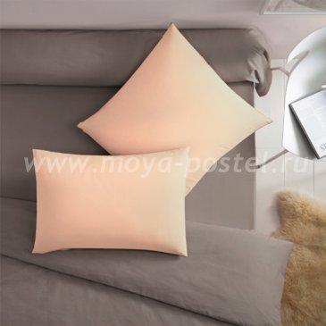 Персиковая наволочка (50х70 - 2 шт.) - каталог постельного белья в интернет-магазине Моя постель