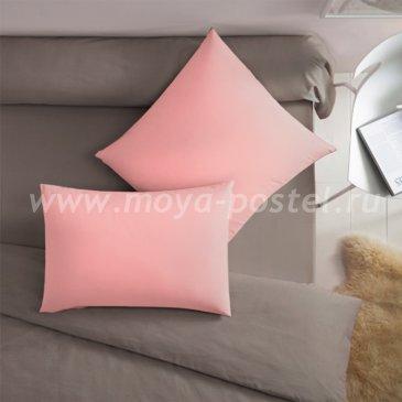 Коралловая наволочка (50х70 - 2 шт.) - каталог постельного белья в интернет-магазине Моя постель