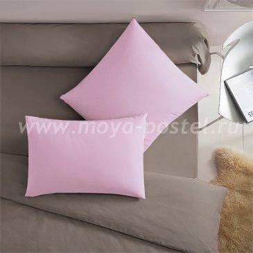 Фиолетовая наволочка (70х70 - 2 шт.) - каталог постельного белья в интернет-магазине Моя постель