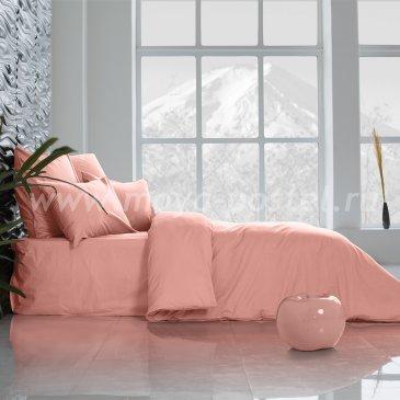 Постельное белье Perfection Цвет: Цветущий Георгин (евро) в интернет-магазине Моя постель