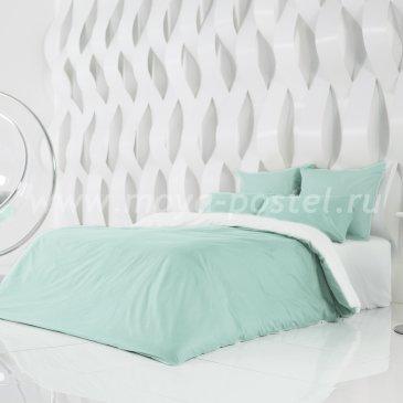Постельное белье Perfection: Перечная Мята + Нероли (евро) в интернет-магазине Моя постель