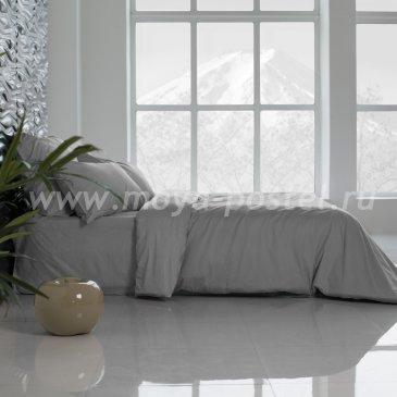 Постельное белье Perfection: Темно-Серый (евро) в интернет-магазине Моя постель