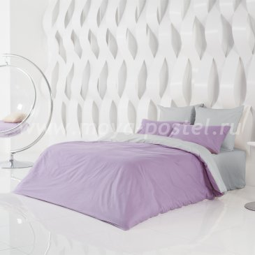 Постельное белье Perfection: Розовая Лаванда + Туманная Гавань (евро) в интернет-магазине Моя постель