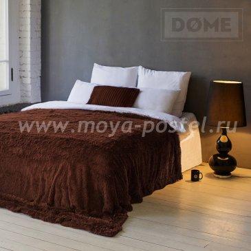 Покрывало Taeppe Цвет: Коричневый (200х220 см) - интернет-магазин Моя постель
