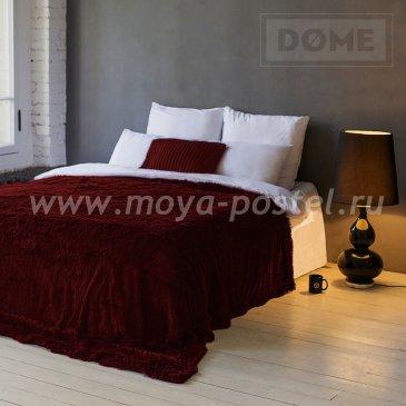 Покрывало Taeppe, бордовый (200х220 см) - интернет-магазин Моя постель