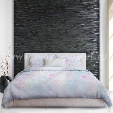 Постельное белье Lily lake (Лилии озера) из тенселя, евро макси в интернет-магазине Моя постель