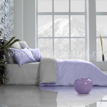 Постельное белье Perfection: Туманная Гавань + Лавандовый (1,5 спальное) в интернет-магазине Моя постель