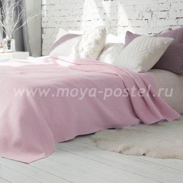 Покрывало Ribbed dakke Цвет: Ягодный (200х220 см) - интернет-магазин Моя постель