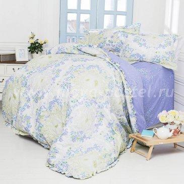 Постельное белье Lavender (евро) в интернет-магазине Моя постель