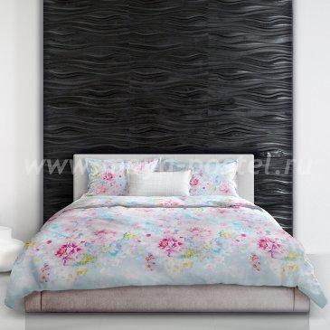 Постельное белье Way of flowers (Путь цветов), тенсель, евро макси в интернет-магазине Моя постель