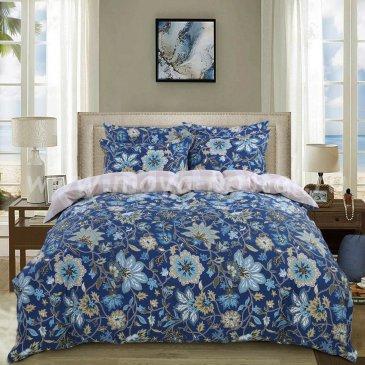 Комплект постельного белья Люкс-Сатин A55 (двуспальное, 70*70) в интернет-магазине Моя постель
