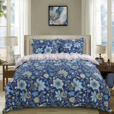 Комплект постельного белья A55 (двуспальное, 50*70) в интернет-магазине Моя постель