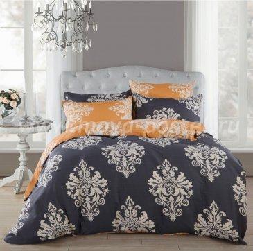 Полуторный комплект постельного белья из сатина C269 (70*70) в интернет-магазине Моя постель