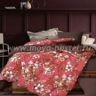 КПБ 7th AVENUE (коллекция ChainaTown) touch сатин Kimono / Кимоно в интернет-магазине Моя постель