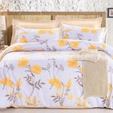 КПБ 7th AVENUE (коллекция Summer house) touch сатин Court 8H / Корт 8Н, евро в интернет-магазине Моя постель