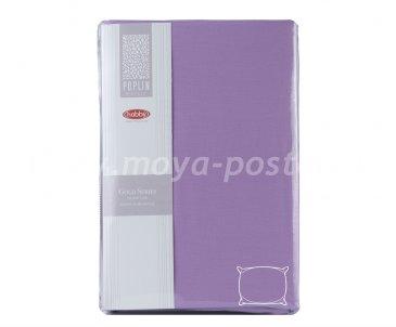 Набор из наволочек 50*70см - 2шт, лиловый, 100% Хлопок - каталог постельного белья в интернет-магазине Моя постель