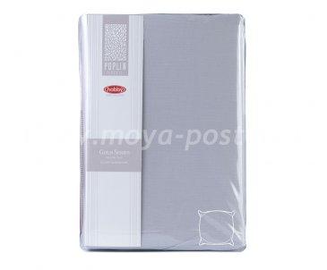 Набор из наволочек 70*70см - 2шт, св.серый, 100% Хлопок - каталог постельного белья в интернет-магазине Моя постель