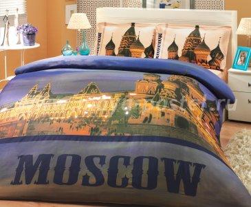 """Постельное белье """"Moscow"""", евро в интернет-магазине Моя постель"""