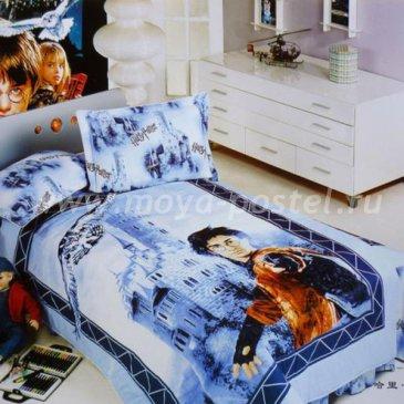 """Детский комплект постельного белья """"Гарри Поттер"""" в интернет-магазине Моя постель"""