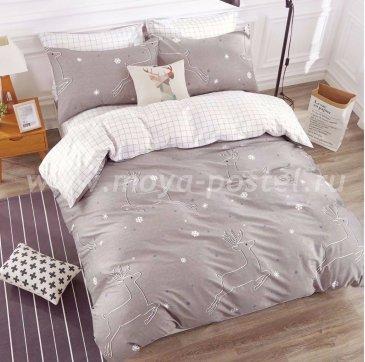 Комплект постельного белья Люкс-Сатин A065 (70*70) в интернет-магазине Моя постель