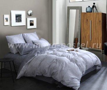 Комплект постельного белья Делюкс Сатин L126 в интернет-магазине Моя постель