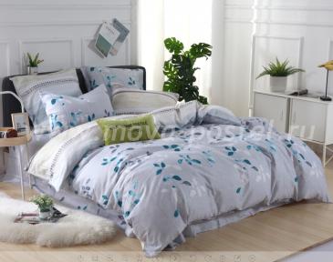 Двустороннее постельное белье на резинке LR153 (160*200*25) в интернет-магазине Моя постель