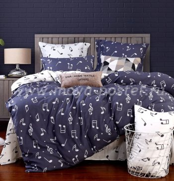Постельное белье на резинке LR154 (50*70, 180*200*25) в интернет-магазине Моя постель