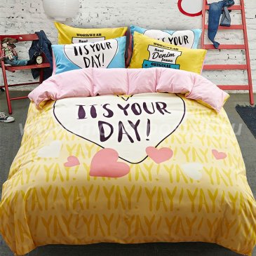 Прикольное постельное белье CF001 в интернет-магазине Моя постель