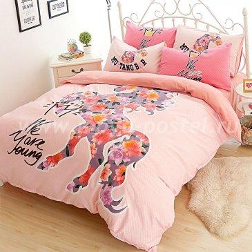 Прикольное постельное белье CF002 в интернет-магазине Моя постель