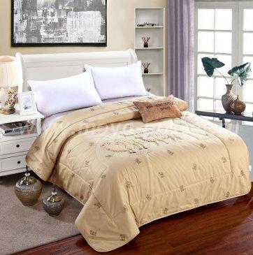 Одеяло Верблюжий пух с вышивкой Premium в интернет-магазине Моя постель