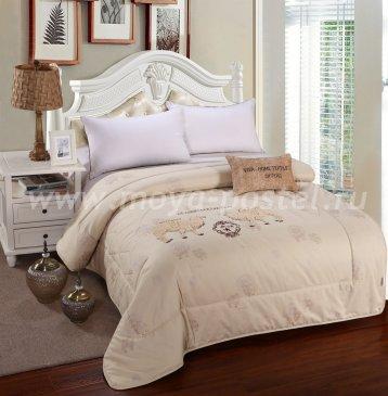 Одеяло Верблюжий пух с вышивкой Classic в интернет-магазине Моя постель