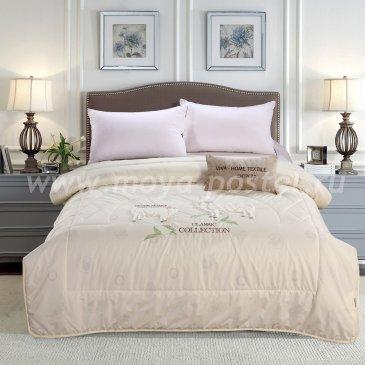 Одеяло Овечий пух с вышивкой Classic в интернет-магазине Моя постель