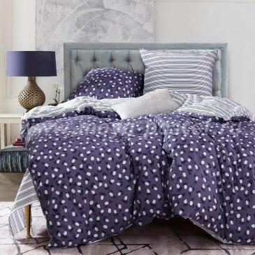 Комплект постельного белья Сатин C297 (двуспальный 50*70) в интернет-магазине Моя постель