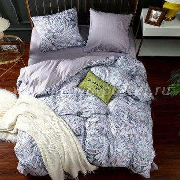Комплект постельного белья Сатин C298 (полуторный, 50*70) в интернет-магазине Моя постель