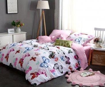 Комплект постельного белья Сатин C300 (полуторный 50*70) в интернет-магазине Моя постель