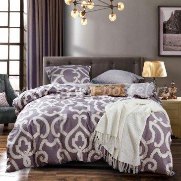 Комплект постельного белья Сатин C301 (полуторное, 50*70) в интернет-магазине Моя постель