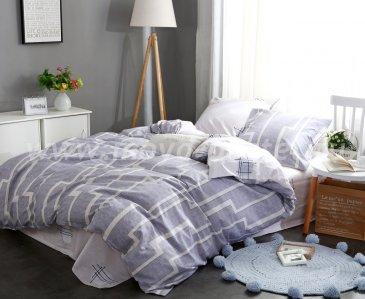 Комплект постельного белья Сатин C302 (полуторный, 50*70) в интернет-магазине Моя постель
