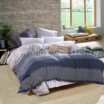Постельное белье на резинке AR071 (двуспальное, 180*200*25 50*70) в интернет-магазине Моя постель