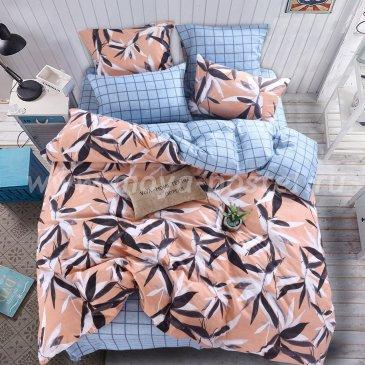 Постельное белье на резинке AR072 (двуспальное, 180*200*25 50*70) в интернет-магазине Моя постель