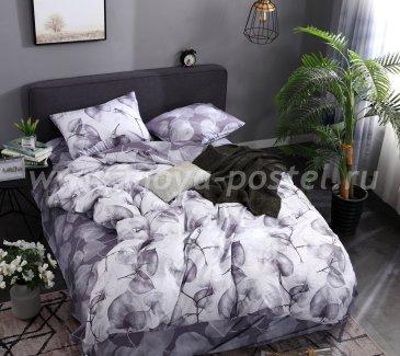 Комплект постельного белья Сатин подарочный AC060, полуторный в интернет-магазине Моя постель