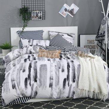 Комплект постельного белья Сатин подарочный AC065 в интернет-магазине Моя постель