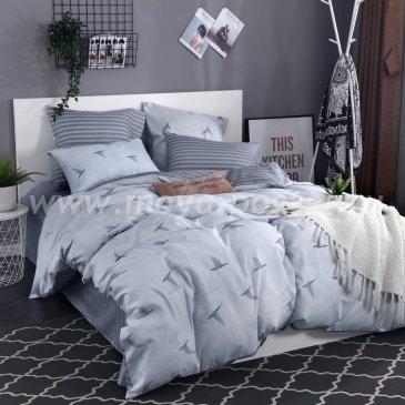 Комплект постельного белья Сатин подарочный AC066 в интернет-магазине Моя постель
