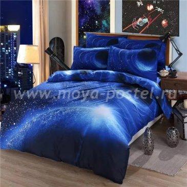 Постельное белье Космос CK011 (евро, 50*70) в интернет-магазине Моя постель