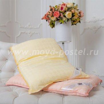 Подушка Kingsilk Elisabette Элит-Престиж E-AA50-1,5-Bej, средней высоты и другая продукция для сна в интернет-магазине Моя постель