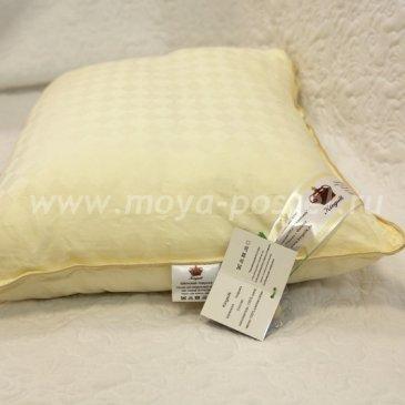 Подушка Kingsilk Elisabette Элит-Престиж  AA70-2-Bej, средней высоты 70*70 и другая продукция для сна в интернет-магазине Моя постель