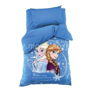 Детское постельное белье Этель Disney ETP-114-1 Холодное сердце: Принцессы в интернет-магазине Моя постель