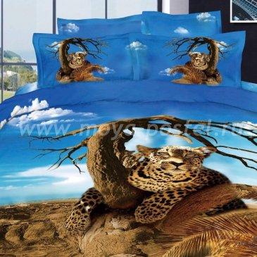 Постельное белье с животными Kingsilk UX-90-4 в интернет-магазине Моя постель