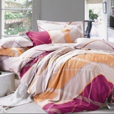 Красивое постельное белье евро стандарта Seda VX-6-3 в интернет-магазине Моя постель