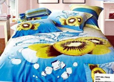 Постельное белье TS02-020-50 сатин двуспальное в интернет-магазине Моя постель